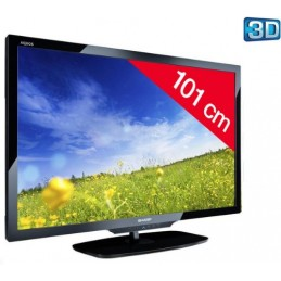 "TV LED Sharp 40""  LC-40LE730E"