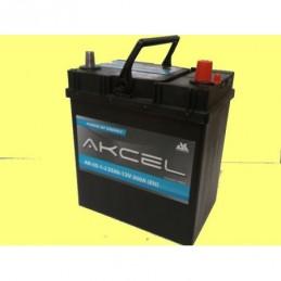 Akumulator AKCEL 35Ah 300A L-