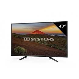 TV LED TD Systems K40DLT7F 40""