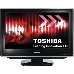 """TV LCD TOSHIBA 19"""" 19DV615DB"""