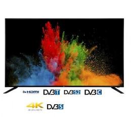 "TV 4K LED JTC 43"" GSODD-GX43"