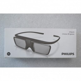 Okulary 3D PHILIPS PTA519 2...
